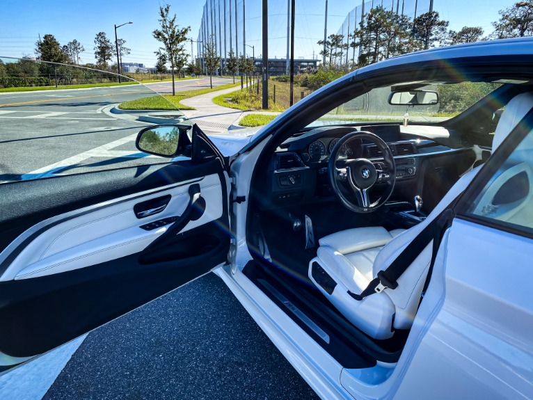 Used 2015 BMW M4 Convertible 2D for sale Sold at Track & Field Motors in Safety Harbor FL 34695 4