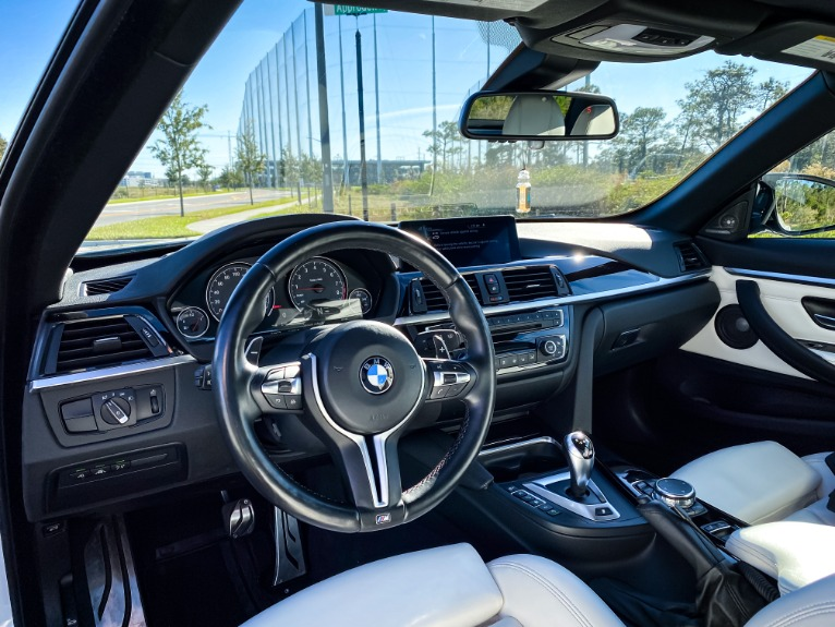Used 2015 BMW M4 Convertible 2D for sale Sold at Track & Field Motors in Safety Harbor FL 34695 5