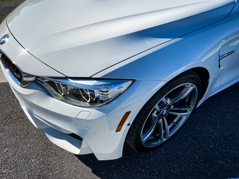 Used 2015 BMW M4 Convertible 2D for sale Sold at Track and Field Motors in Safety Harbor FL 34695 6