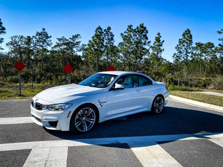 Used 2015 BMW M4 Convertible 2D for sale Sold at Track & Field Motors in Safety Harbor FL 34695 7