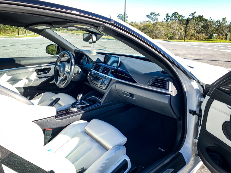 Used 2015 BMW M4 Convertible 2D for sale Sold at Track & Field Motors in Safety Harbor FL 34695 8