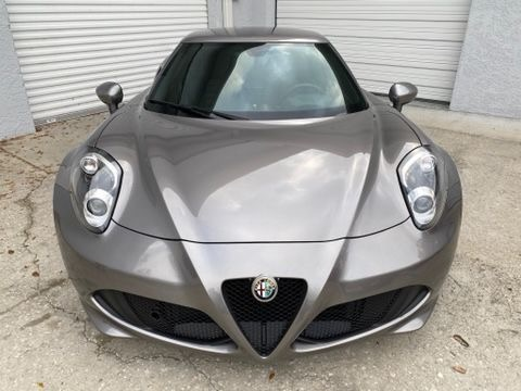 Used 2016 Alfa Romeo 4C Coupe 2D for sale Sold at Track and Field Motors in Safety Harbor FL 34695 3
