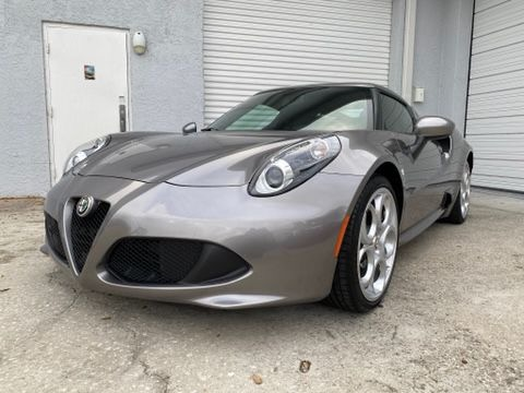 Used 2016 Alfa Romeo 4C Coupe 2D for sale Sold at Track and Field Motors in Safety Harbor FL 34695 5