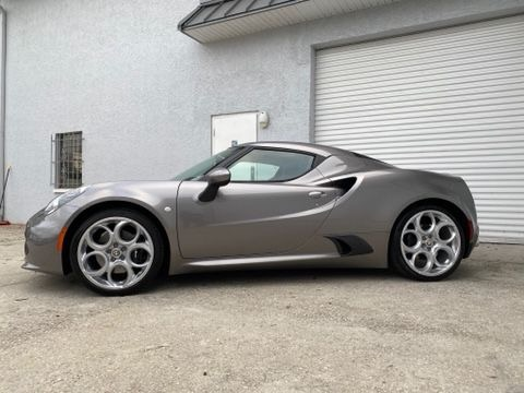 Used 2016 Alfa Romeo 4C Coupe 2D for sale Sold at Track and Field Motors in Safety Harbor FL 34695 6