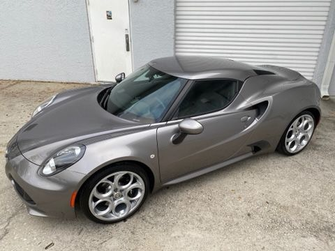 Used 2016 Alfa Romeo 4C Coupe 2D for sale Sold at Track and Field Motors in Safety Harbor FL 34695 7