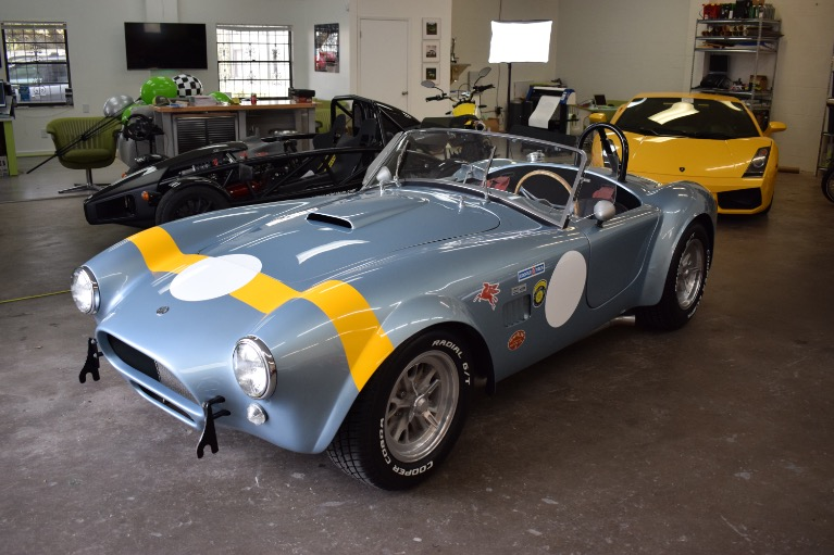 Used 1997 Replica Shelby Cobra replica for sale Sold at Track and Field Motors in Safety Harbor FL 34695 2