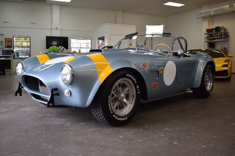 Used 1997 Replica Shelby Cobra replica for sale Sold at Track and Field Motors in Safety Harbor FL 34695 4