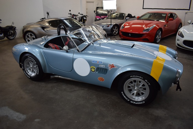 Used 1997 Replica Shelby Cobra replica for sale Sold at Track and Field Motors in Safety Harbor FL 34695 5