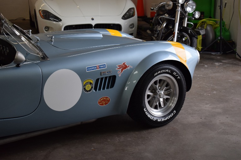 Used 1997 Replica Shelby Cobra replica for sale Sold at Track and Field Motors in Safety Harbor FL 34695 6
