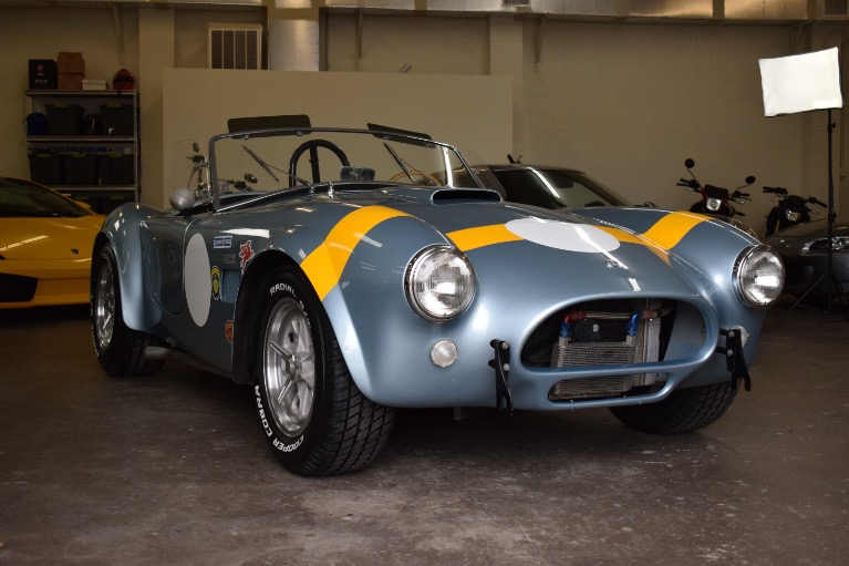 Used 1997 Replica Shelby Cobra replica for sale Sold at Track and Field Motors in Safety Harbor FL 34695 7