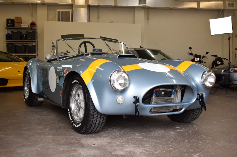 Used 1997 Replica Shelby Cobra replica for sale Sold at Track and Field Motors in Safety Harbor FL 34695 1