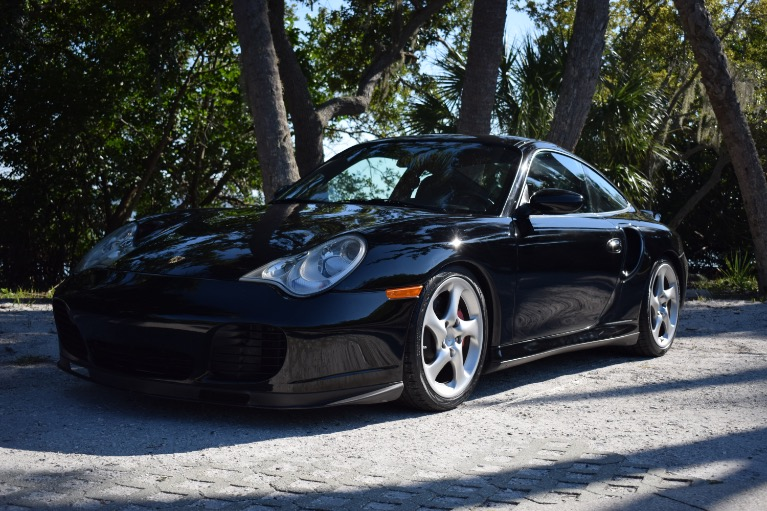 Used 2001 Porsche 911 Turbo Coupe 2D for sale Sold at Track and Field Motors in Safety Harbor FL 34695 4