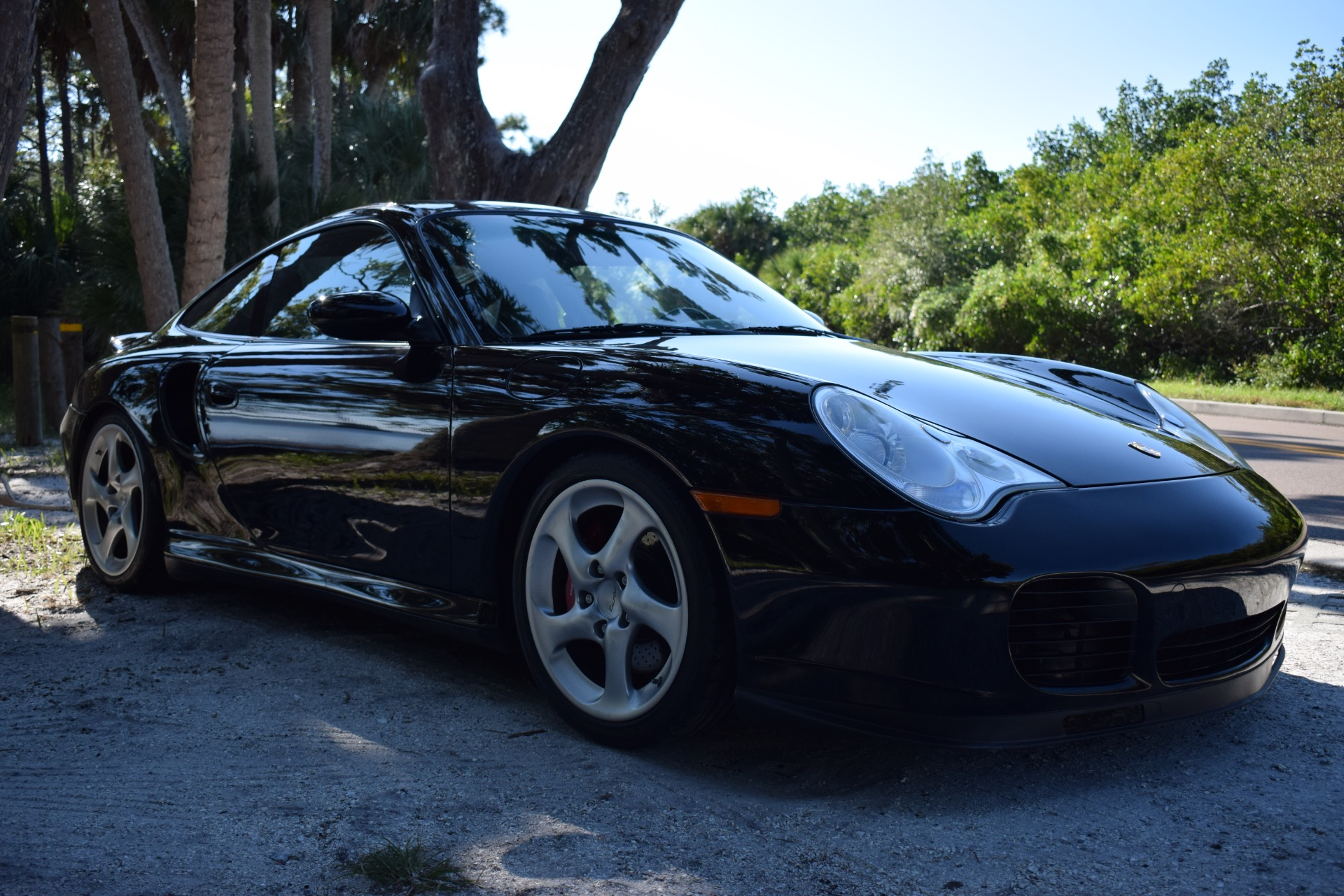 Used 2001 Porsche 911 Turbo Coupe 2D for sale Sold at Track and Field Motors in Safety Harbor FL 34695 1