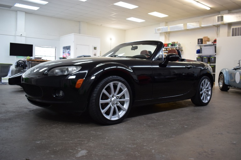 Used 2006 Mazda Miata Convertible for sale Call for price at Track and Field Motors in Safety Harbor FL 34695 4
