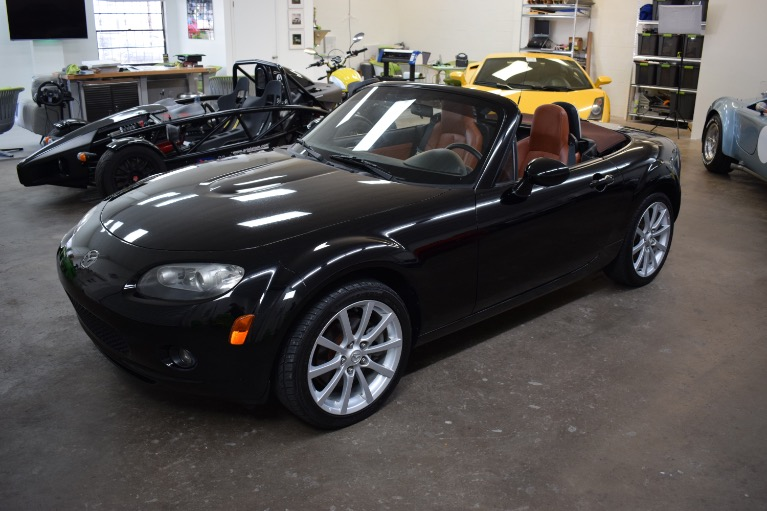 Used 2006 Mazda Miata Convertible for sale Call for price at Track and Field Motors in Safety Harbor FL 34695 5