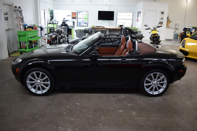 Used 2006 Mazda Miata Convertible for sale Call for price at Track and Field Motors in Safety Harbor FL 34695 7