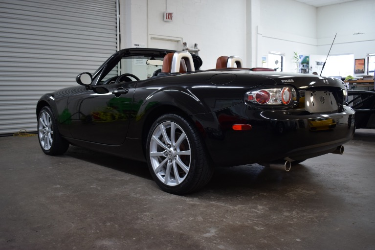 Used 2006 Mazda Miata Convertible for sale Call for price at Track and Field Motors in Safety Harbor FL 34695 8
