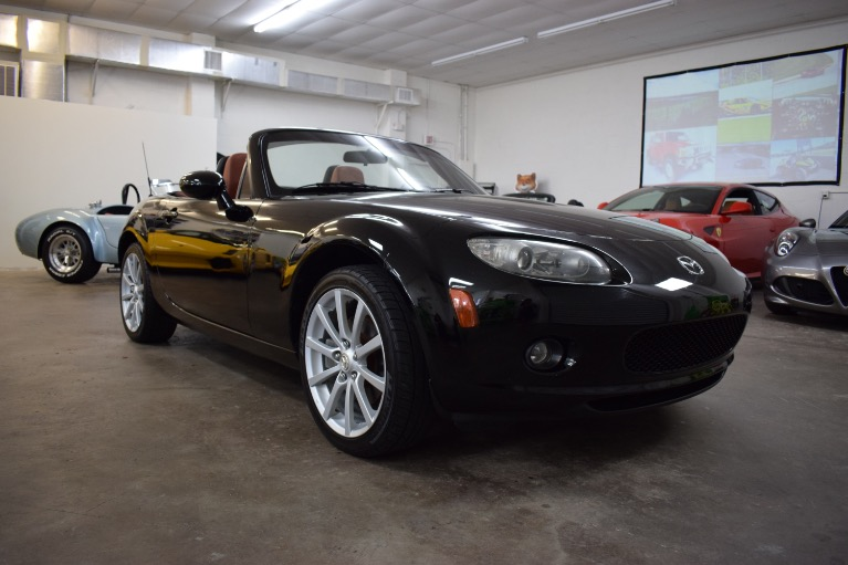 Used 2006 Mazda Miata Convertible for sale Call for price at Track and Field Motors in Safety Harbor FL 34695 1