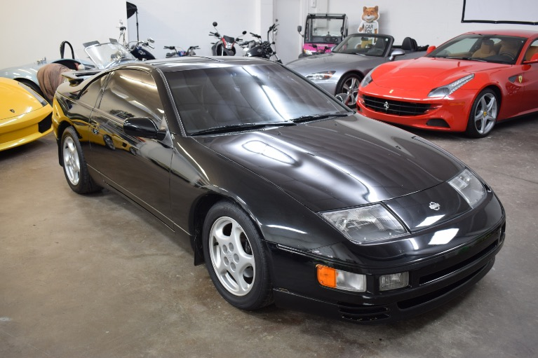 Used 1995 Nissan 300ZX Turbo Coupe 2D for sale Sold at Track and Field Motors in Safety Harbor FL 34695 2