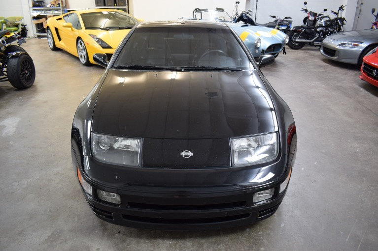 Used 1995 Nissan 300ZX Turbo Coupe 2D for sale Sold at Track and Field Motors in Safety Harbor FL 34695 3