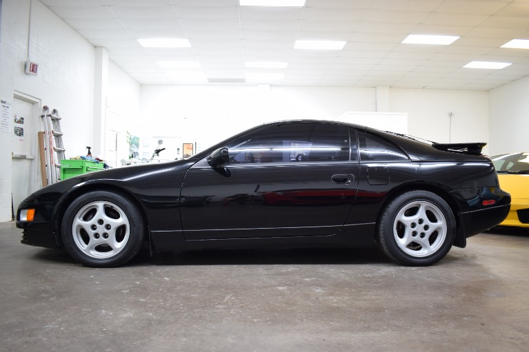 Used 1995 Nissan 300ZX Turbo Coupe 2D for sale Sold at Track and Field Motors in Safety Harbor FL 34695 4
