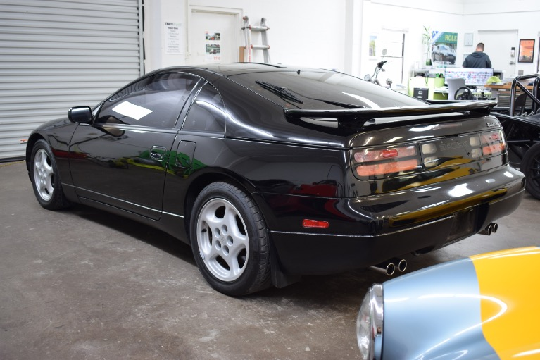Used 1995 Nissan 300ZX Turbo Coupe 2D for sale Sold at Track and Field Motors in Safety Harbor FL 34695 5