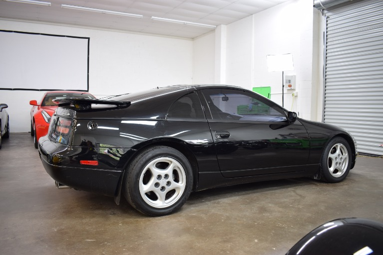 Used 1995 Nissan 300ZX Turbo Coupe 2D for sale Sold at Track and Field Motors in Safety Harbor FL 34695 6