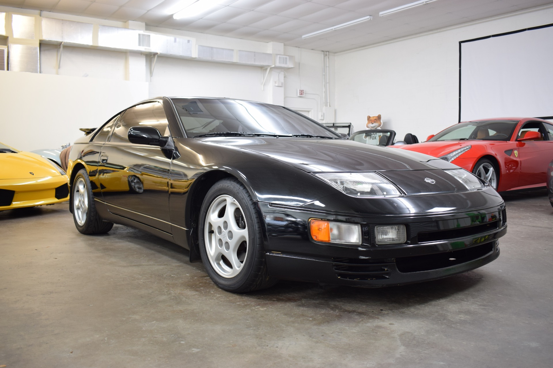 Used 1995 Nissan 300ZX Turbo Coupe 2D for sale $19,997 at Track and Field Motors in Safety Harbor FL