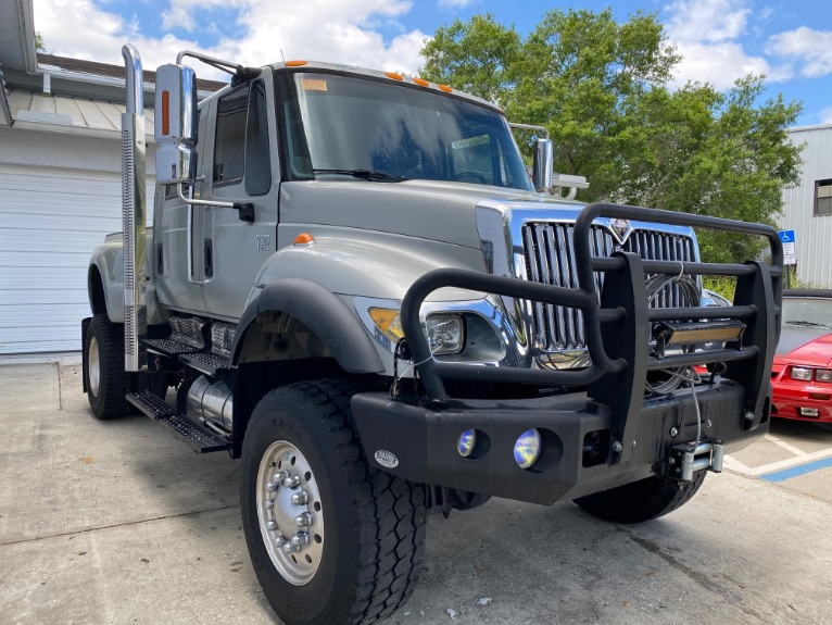 New 2005 INTERNATIONAL 7300 Crew Cab CXT for sale $79,997 at Track and Field Motors in Safety Harbor FL 34695 2