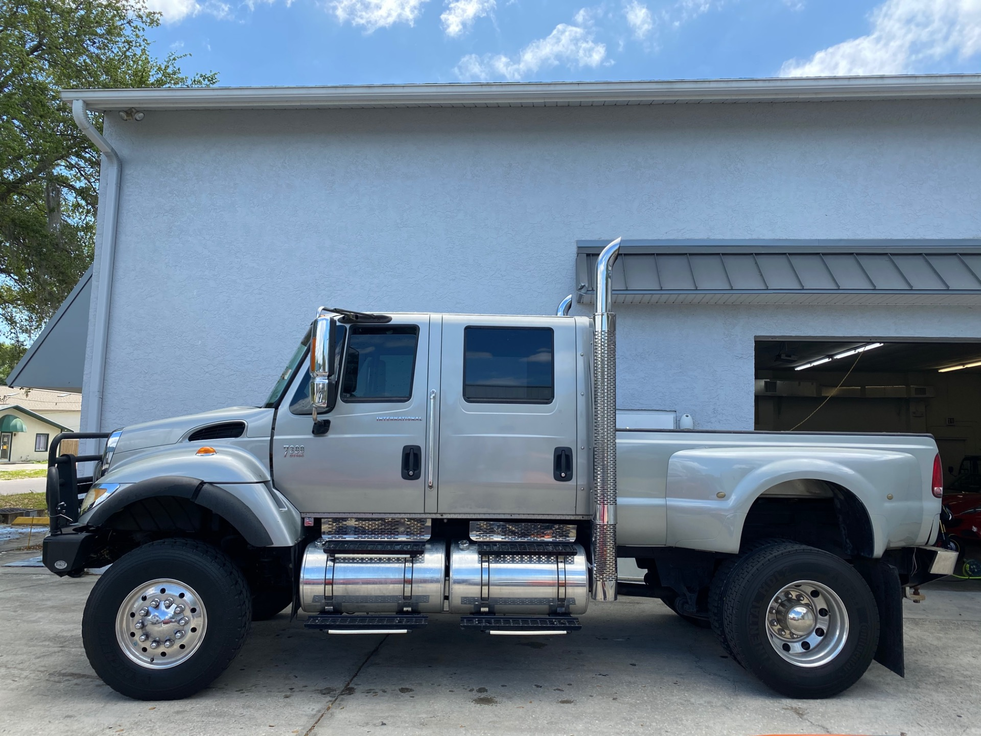 New 2005 INTERNATIONAL 7300 Crew Cab CXT for sale Sold at Track and Field Motors in Safety Harbor FL 34695 1