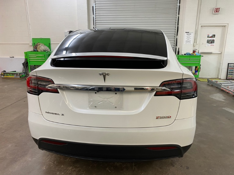 Used 2017 Tesla Model X P100D Sport Utility 4D for sale Sold at Track and Field Motors in Safety Harbor FL 34695 2