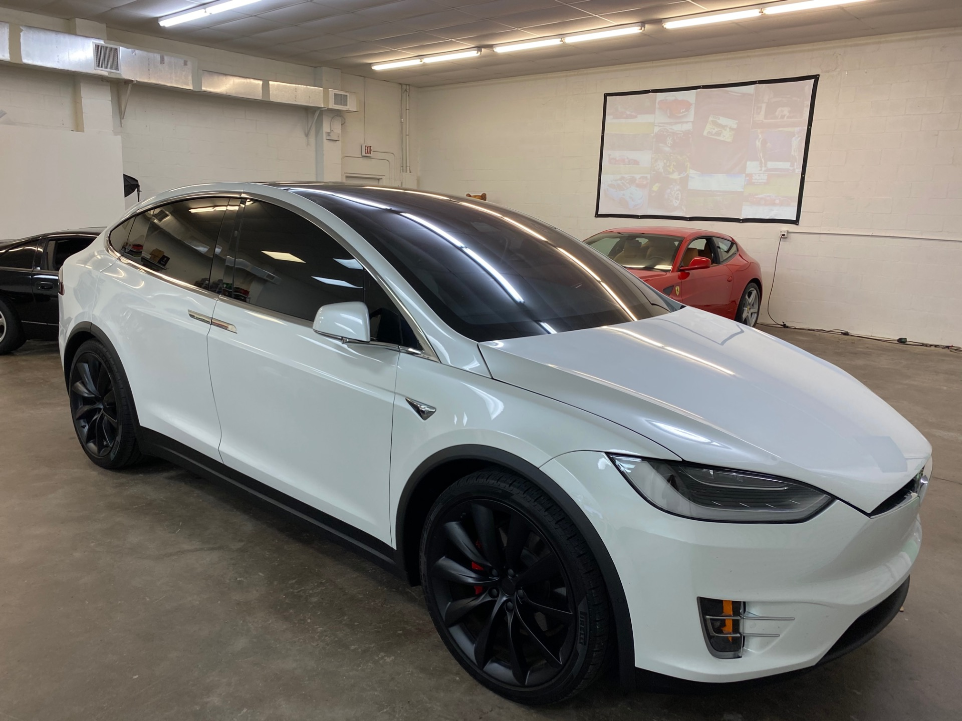 Used 2017 Tesla Model X P100D Sport Utility 4D for sale $89,997 at Track and Field Motors in Safety Harbor FL