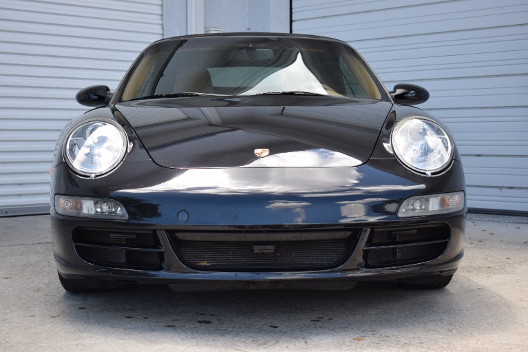 Used 2008 Porsche 911 Carrera S Cabriolet 2D for sale Sold at Track and Field Motors in Safety Harbor FL 34695 3