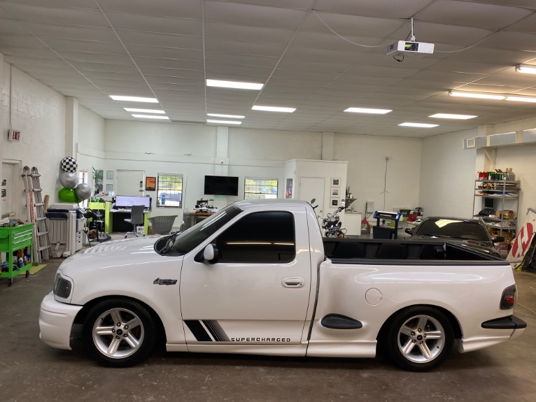 Used 2003 Ford F150 Regular Cab SVT Lightning Pickup 2D 6 1/2 ft for sale Sold at Track and Field Motors in Safety Harbor FL 34695 3
