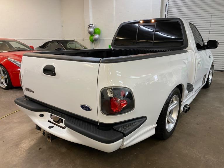 Used 2003 Ford F150 Regular Cab SVT Lightning Pickup 2D 6 1/2 ft for sale Sold at Track and Field Motors in Safety Harbor FL 34695 6