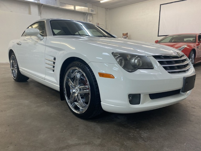 Used 2005 Chrysler Crossfire Limited Coupe 2D for sale Sold at Track and Field Motors in Safety Harbor FL 34695 2