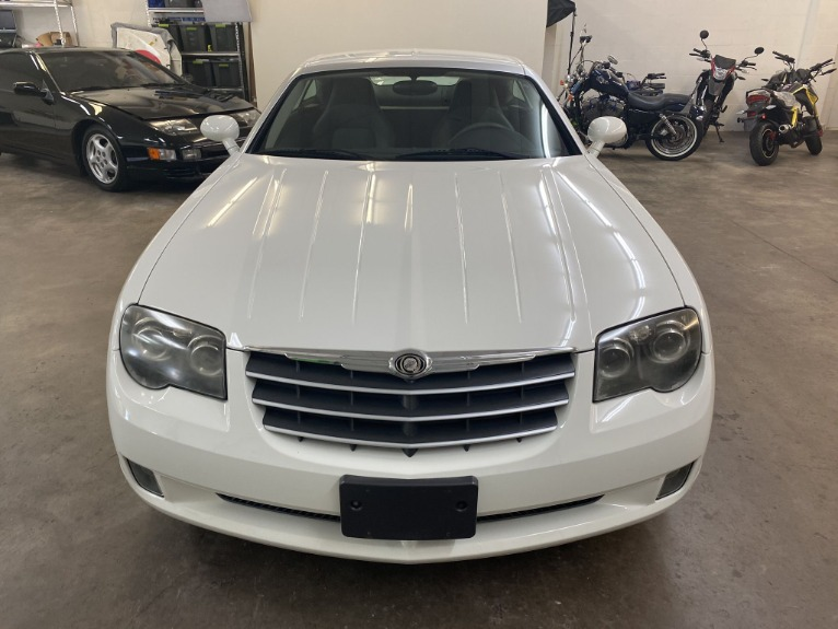 Used 2005 Chrysler Crossfire Limited Coupe 2D for sale Sold at Track and Field Motors in Safety Harbor FL 34695 3