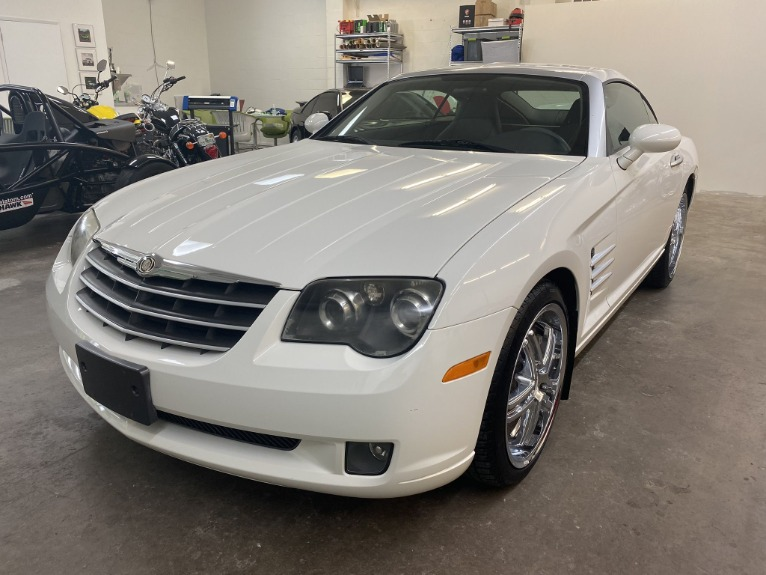 Used 2005 Chrysler Crossfire Limited Coupe 2D for sale Sold at Track and Field Motors in Safety Harbor FL 34695 4