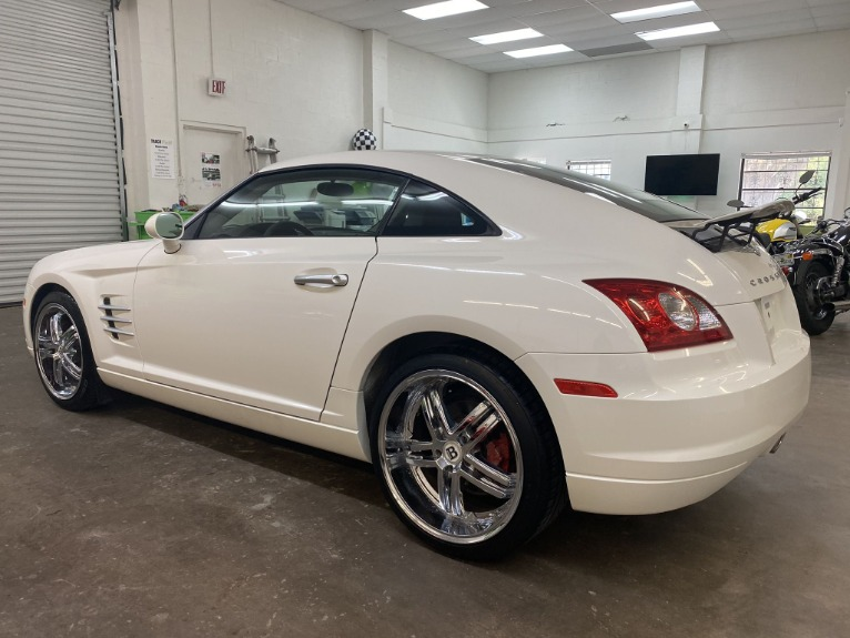 Used 2005 Chrysler Crossfire Limited Coupe 2D for sale Sold at Track and Field Motors in Safety Harbor FL 34695 6