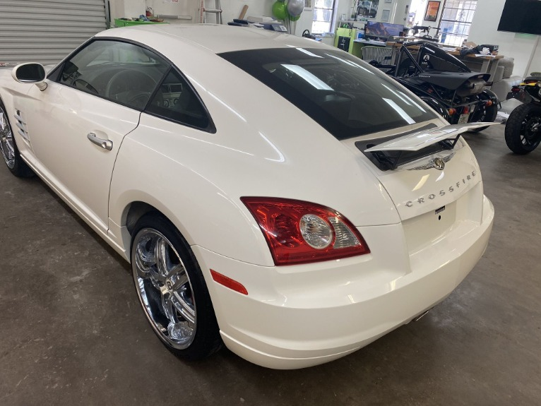 Used 2005 Chrysler Crossfire Limited Coupe 2D for sale Sold at Track and Field Motors in Safety Harbor FL 34695 7