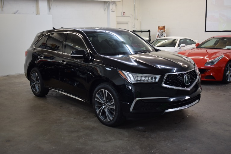 Used 2019 Acura MDX SH-AWD w/Technology & Entertainment Pkgs Sport Utility 4D for sale Sold at Track and Field Motors in Safety Harbor FL 34695 2