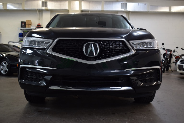 Used 2019 Acura MDX SH-AWD w/Technology & Entertainment Pkgs Sport Utility 4D for sale Sold at Track and Field Motors in Safety Harbor FL 34695 3