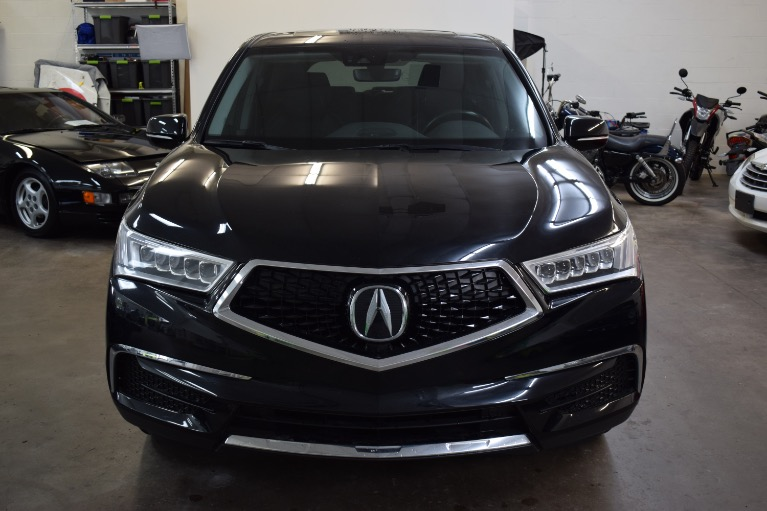 Used 2019 Acura MDX SH-AWD w/Technology & Entertainment Pkgs Sport Utility 4D for sale Sold at Track and Field Motors in Safety Harbor FL 34695 4