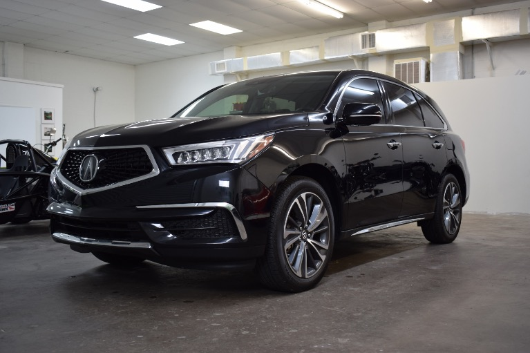Used 2019 Acura MDX SH-AWD w/Technology & Entertainment Pkgs Sport Utility 4D for sale Sold at Track and Field Motors in Safety Harbor FL 34695 5