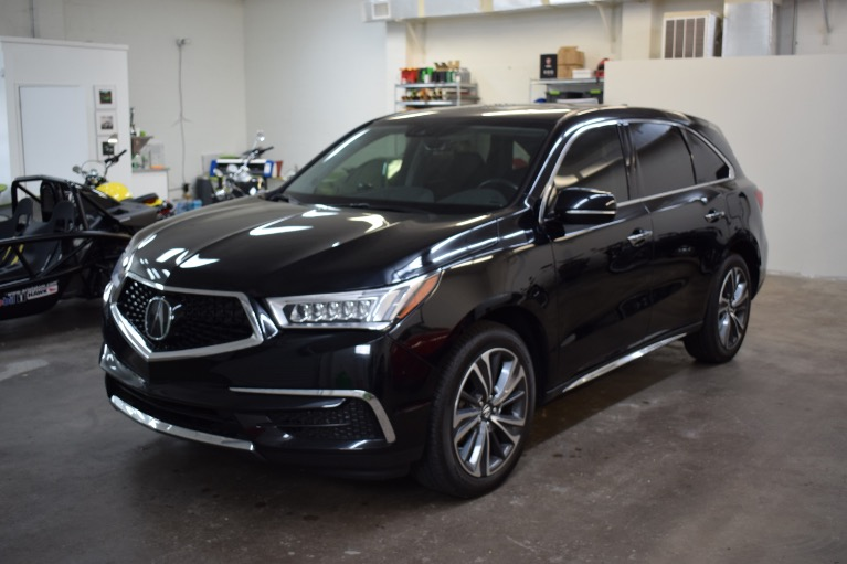 Used 2019 Acura MDX SH-AWD w/Technology & Entertainment Pkgs Sport Utility 4D for sale Sold at Track and Field Motors in Safety Harbor FL 34695 6