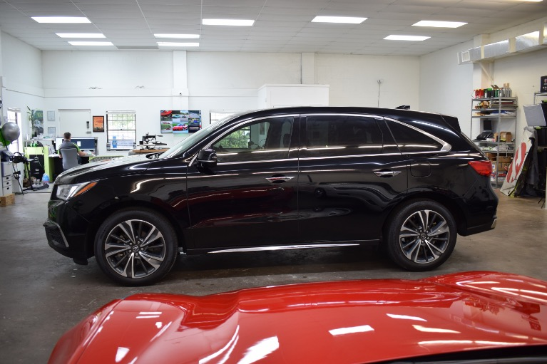 Used 2019 Acura MDX SH-AWD w/Technology & Entertainment Pkgs Sport Utility 4D for sale Sold at Track and Field Motors in Safety Harbor FL 34695 7
