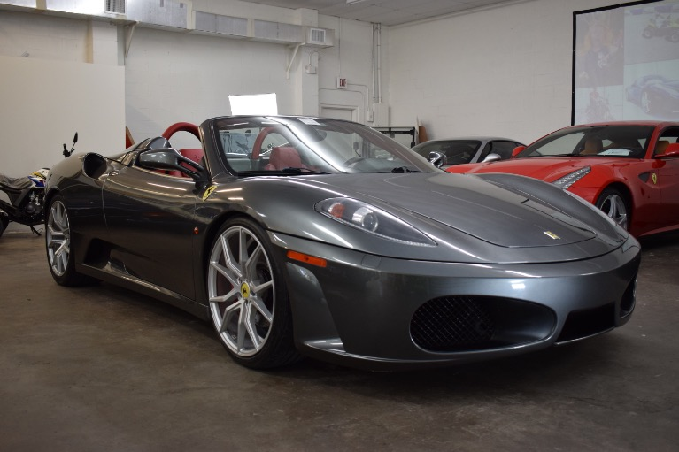 Used 2006 Ferrari F430 Spider Convertible 2D for sale Sold at Track and Field Motors in Safety Harbor FL 34695 3
