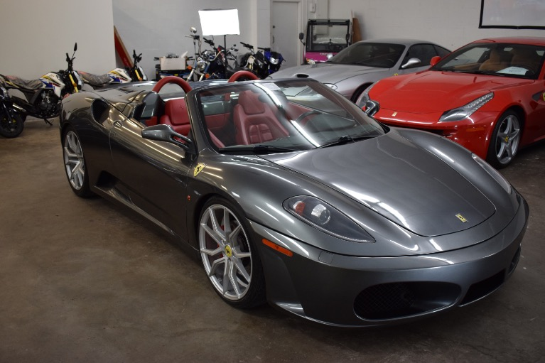 Used 2006 Ferrari F430 Spider Convertible 2D for sale Sold at Track and Field Motors in Safety Harbor FL 34695 4