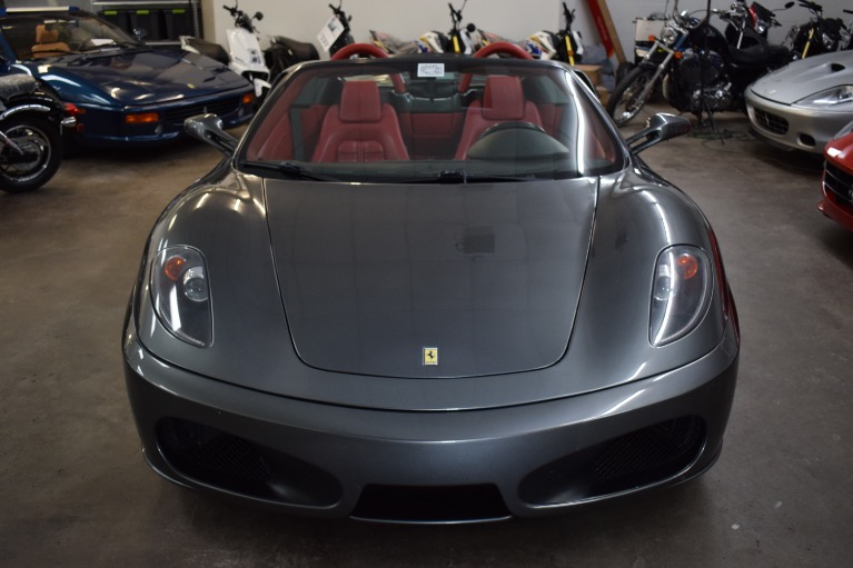 Used 2006 Ferrari F430 Spider Convertible 2D for sale Sold at Track and Field Motors in Safety Harbor FL 34695 6