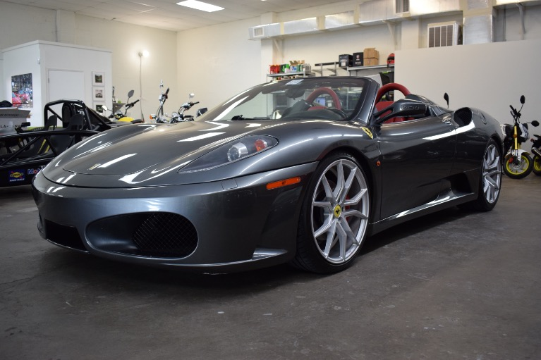 Used 2006 Ferrari F430 Spider Convertible 2D for sale Sold at Track and Field Motors in Safety Harbor FL 34695 7